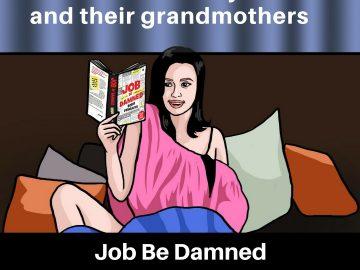 career guide, humor book